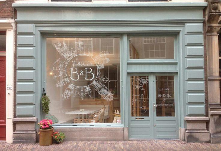 Dordrecht, Place to B&B