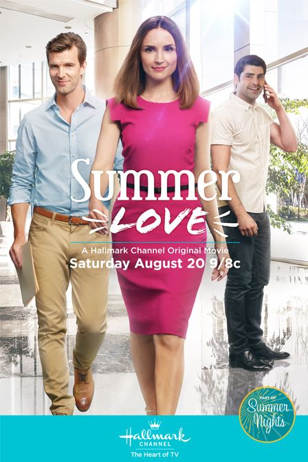 """Summer Love"" a Hallmark Channel Original Movie 