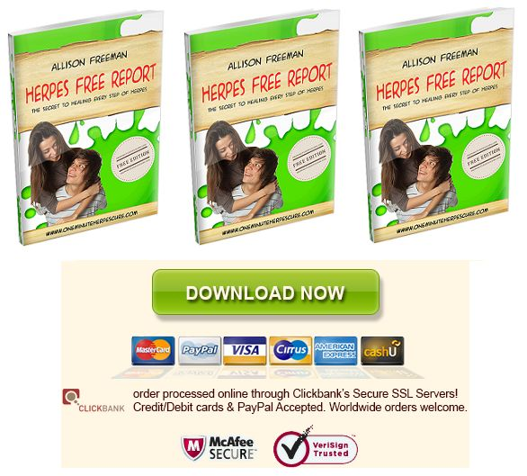 One Minute Herpes Cure Review Legit or Scam 1