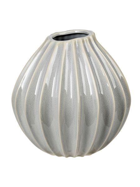Graceful Ceramic Vases - Pale Blue