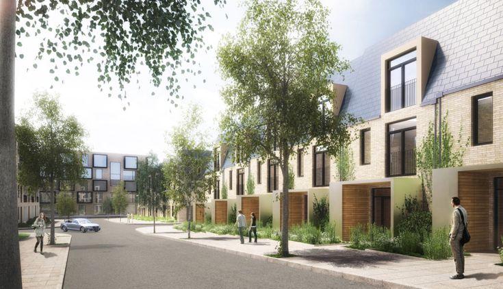 Alison Brooks Architects _ London _ Dollis Valley _ Image 4