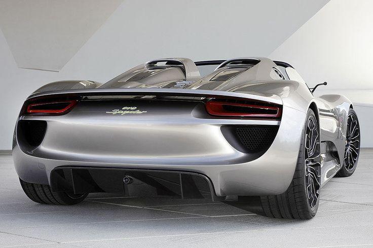 Butt smoked at 2.5 sec. 0 to 60 Porsche Spyder