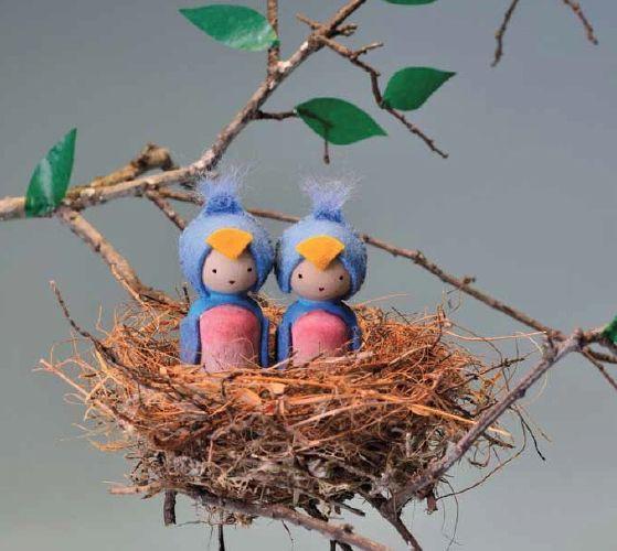 Sarah Baldwin's Moonchild Blog - Waldorf inspired ideas, crafts and more.