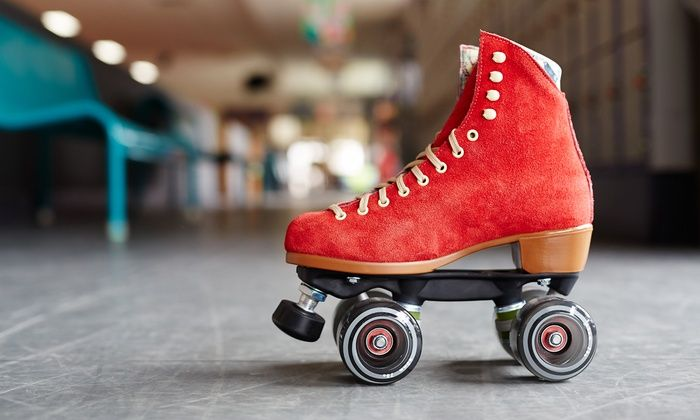 Northland Rolladium Skate Center - Liberty: Roller Skating for Two or Four with Snacks at Northland Rolladium Skate Center (Up to 52% Off)
