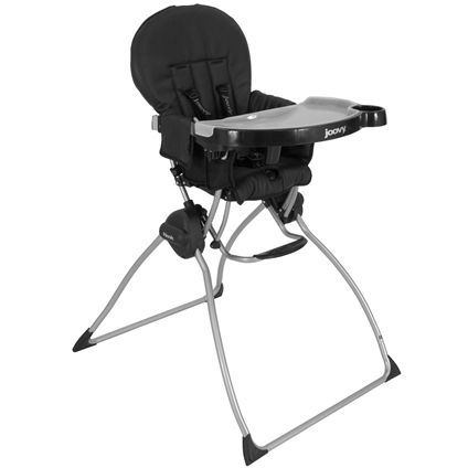 Joovy high chair good quality and looks good!! Matches his joovy walker