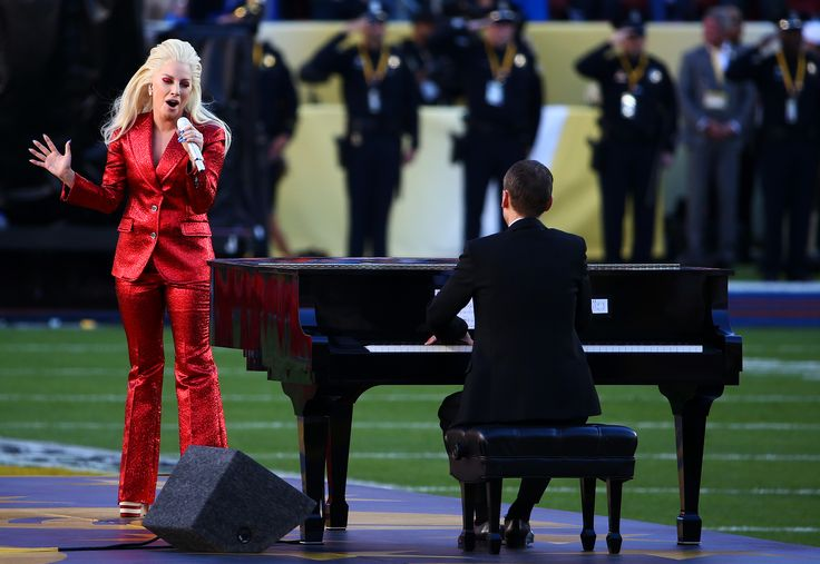 It's official! Lady Gaga will headline the 2017 Super Bowl