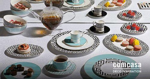 L'ispirazione Art Déco della nuova collezione Coincasa viene interpretata nella tavola con oggetti ricercati nelle forme, nei materiali e nei dettagli. Forme sfaccettate con prevalenza di motivi geometrici a zig-zag ne sono i segni distintivi. Scopri di più su www.coincasa.it/ https://video.buffer.com/v/58aad04e9abea38a297cd410