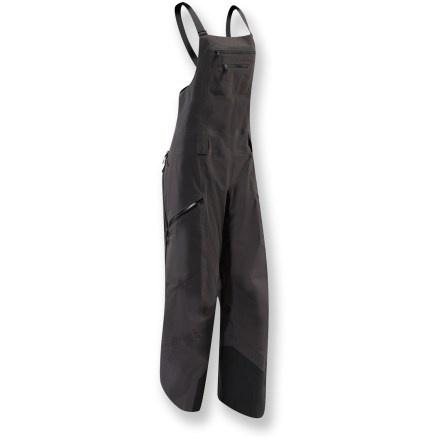 Arc'teryx Sentinel Full-Bib Shell Pants - Women's - Free Shipping at REI.com