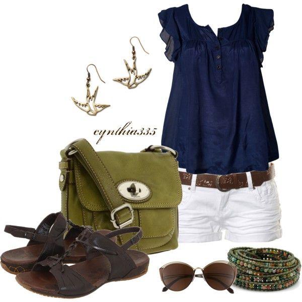 Weekend Wear, created by cynthia335