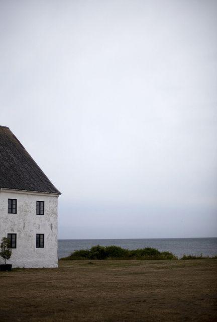 Smygehuk, Sweden's most southern point.