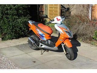 Honda X8R moped for sale. - http://motorcyclesforsalex.com/honda-x8r-moped-for-sale/