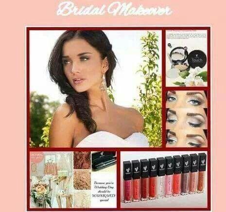 Younique Wedding Makeup : 17 Best images about Bridal Makeup Ideas on Pinterest ...