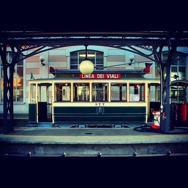 Splendida stazione della Dentera di Torino! Per andare a Superga....