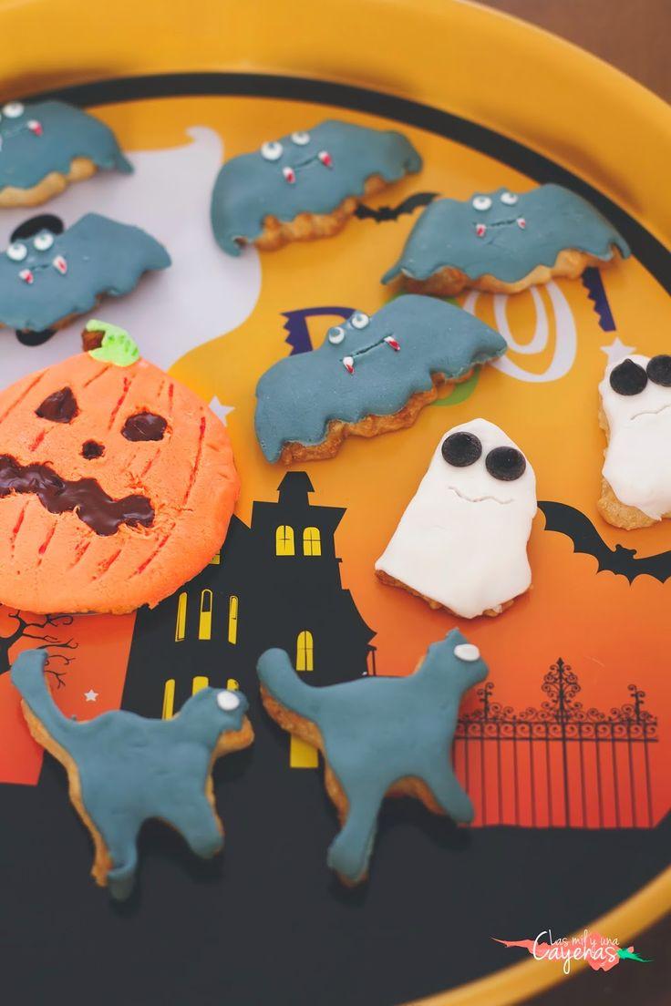 Especial Halloween 2014: Terrific Cookies