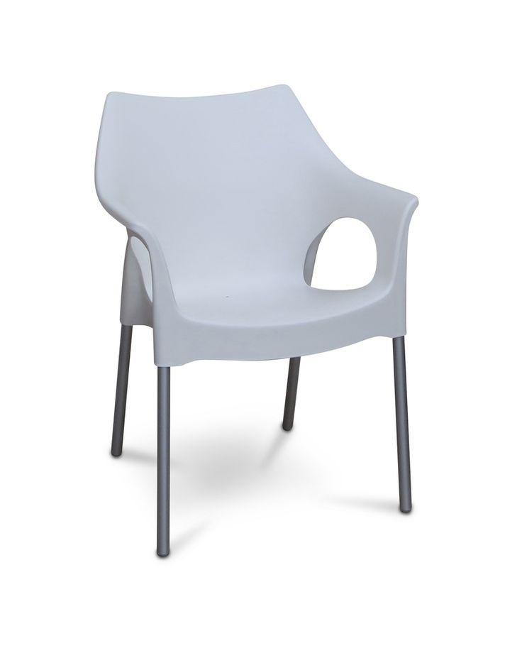 Ola armchair - linen
