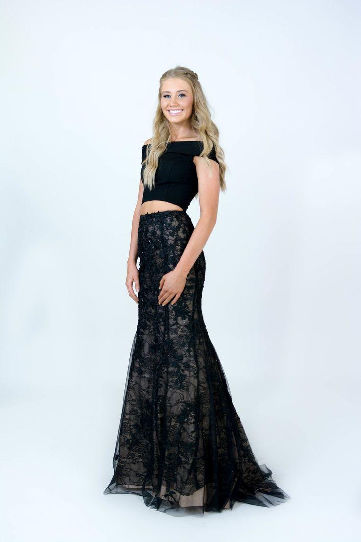 58 besten Black Prom Dresses Bilder auf Pinterest | Abendkleid ...