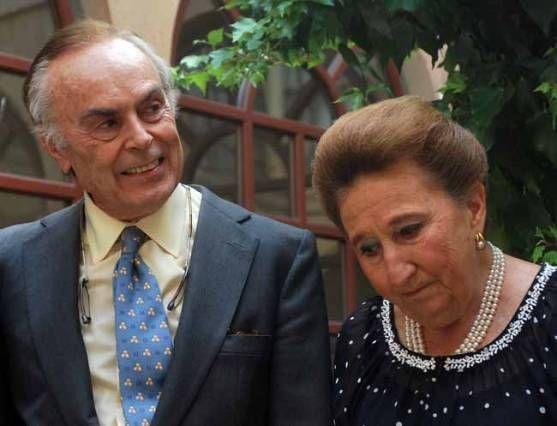 Margarita et son époux