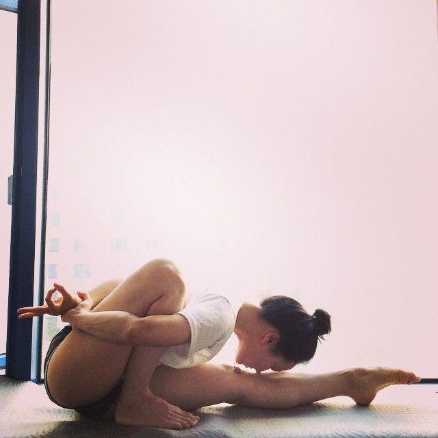 stretch #yoga