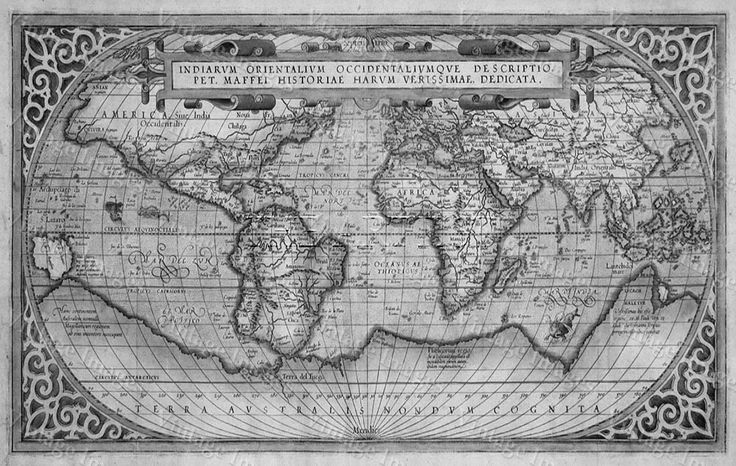 1589 historiarum indicarum world map22x41 300dpig 1000634 1589 historiarum indicarum world map22x41 300dpig 1000634 gallery wall on fleek pinterest gallery wall and walls sciox Image collections