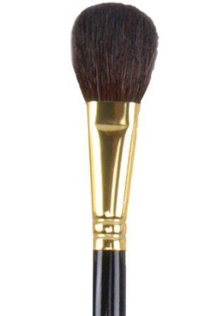 """Deluxe 3/4"""" Powder Brush (As Shown;One Size) Graftobian. $14.59"""