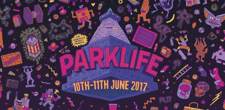 Parklife 2017 line-up now revealed. Tickets on sale 9am Thursday 2nd February.