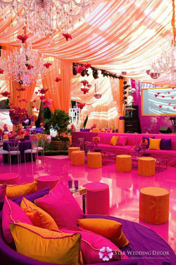 Colorful indoor wedding! Star Wedding Decor, Chennai #weddingnet #wedding #india #indian #indianwedding #weddingdecor #decor #decorations #decorators #indoorwedding  #details #sweet #cute #gorgeous #fabulous #colourful
