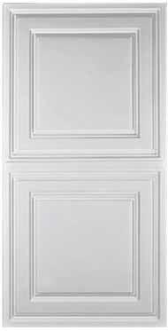 Stratford Ceiling Tile - White (2x4) $9.99 per tile