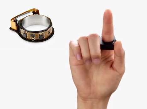 Magic Ring: Wearable Device Lets You Control Gadgets with Gestures