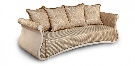 Модель «Дарем, Диван прям. 3-мест., (спеццена)» - итальянская мебель в интернет магазине Home Classic.