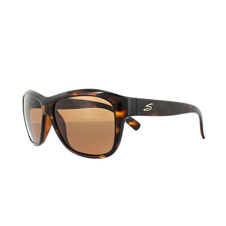 Serengeti Sunglasses Gabriella 7945 Shiny Dark Tortoise Drivers Brown Polarized