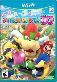 Bowser crashes the latest Mario Party, the first installment of the series on the Wii U console. In the new Bowser Party Mini-games, play as Bowser himself and face off against up to four others playing as Mario and friends. Control Bowser using the buttons, motion controls and touch screen of the Wii U GamePad controller in different ways, and wreak havoc as Bowser in each mini-game while the other players strive to survive.