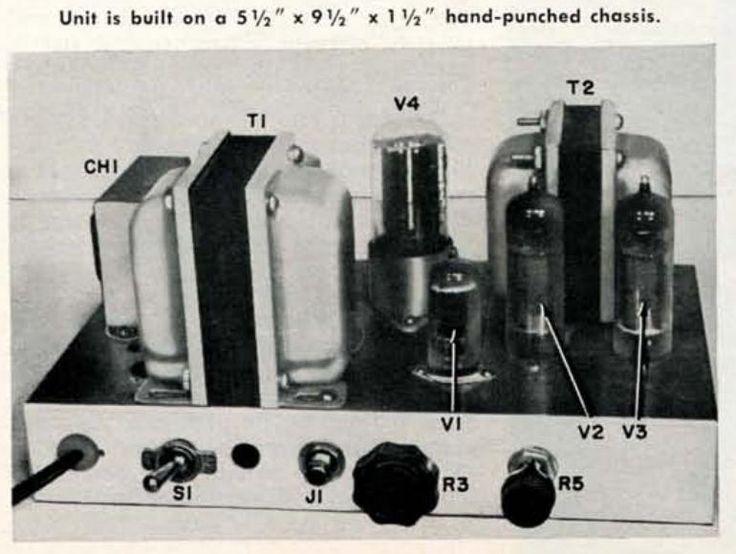 Mini Stereo Amplifier Circuitcircuit Diagram World