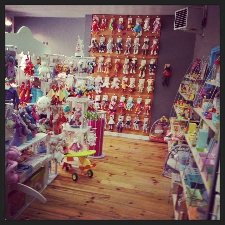 La grande famille de moulin roty dans notre belle boutique les trésors de gaspard