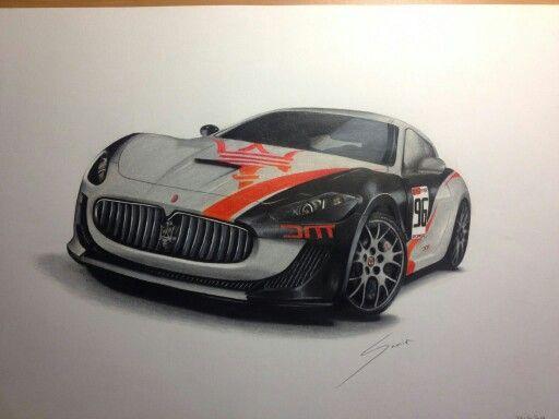 Maserati MC12 trofeo