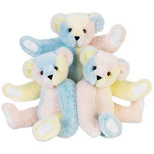 vermont teddy bears | Pastel Patchwork Bear - The Vermont Teddy Bear Company