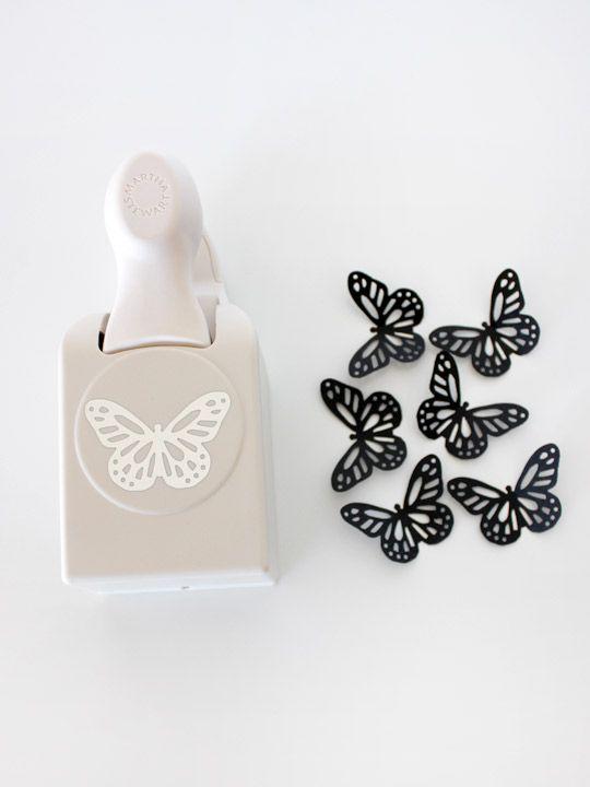"Troqueladora ""Mariposa Monarca"""