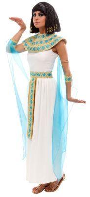 Cleopatra+Kostüm,+creme/türkis € 39,95