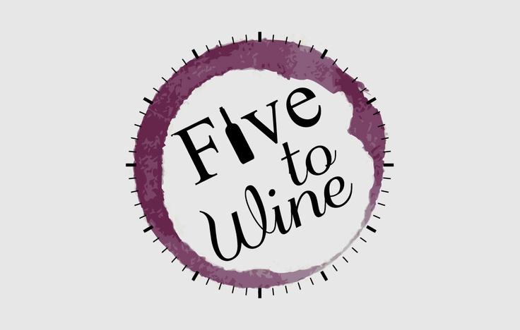 Five to Wine Logo