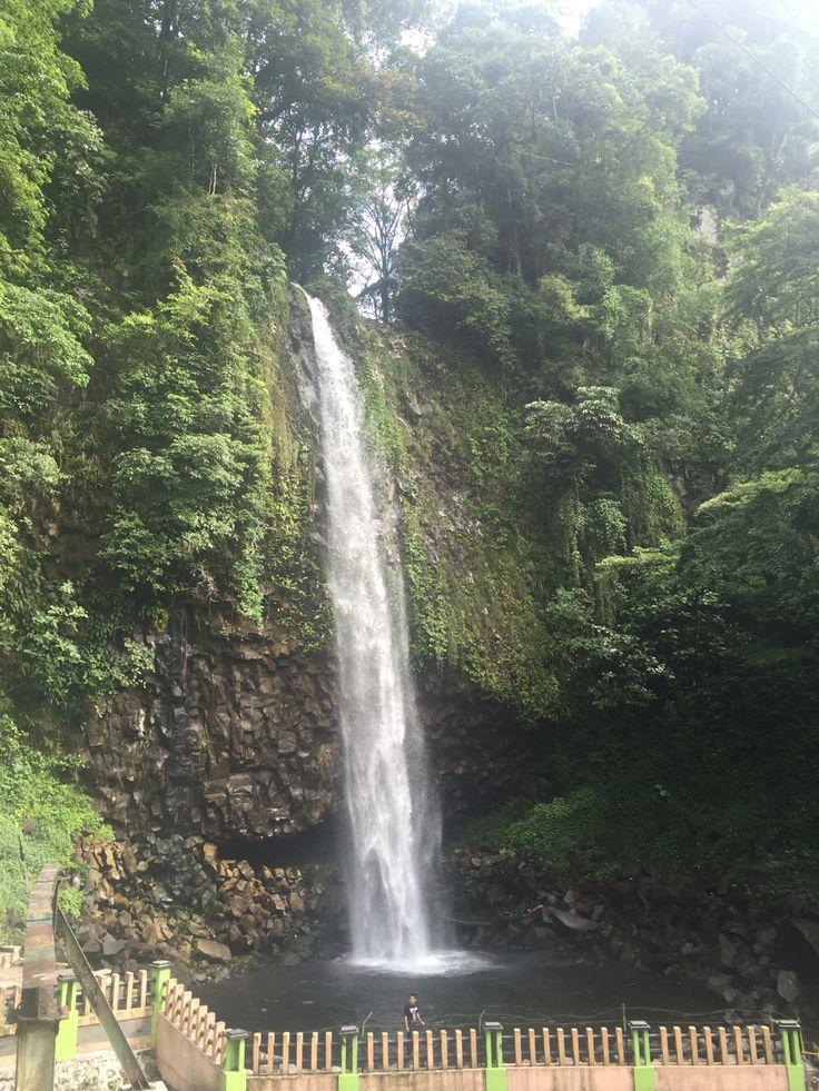 Lembah Anai You'll find this waterfall on the way to Bukittinggi.