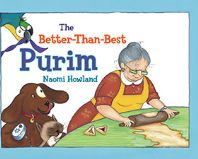 The March 2014 book from PJ Library for ages 3 and 4.