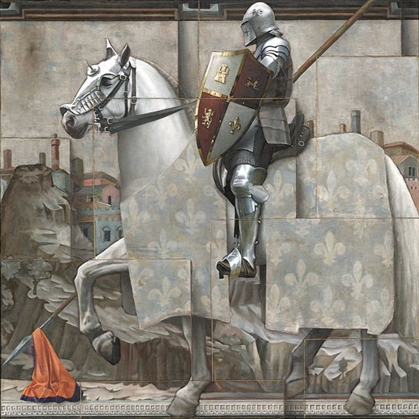 Adult man should be busy to DO and achieve...in a name of his Rose...;) P.s. love this Sergio Cerchi`s painting !