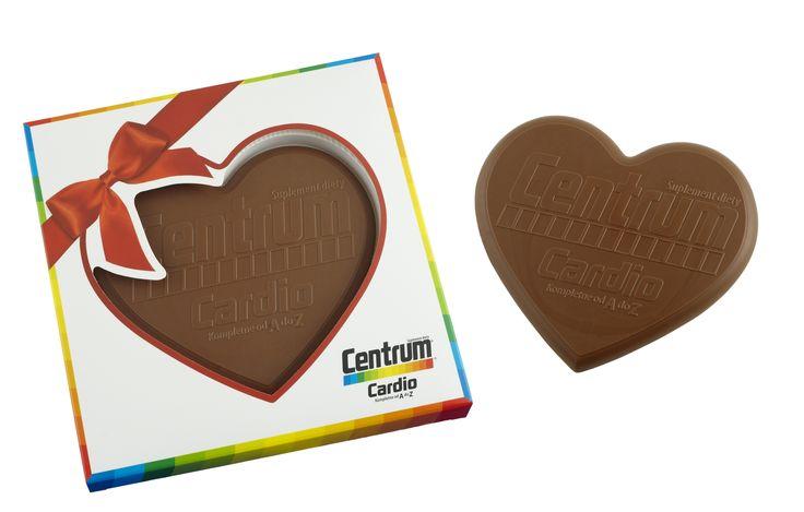 Czekoladowe serce/ Chocolate heart