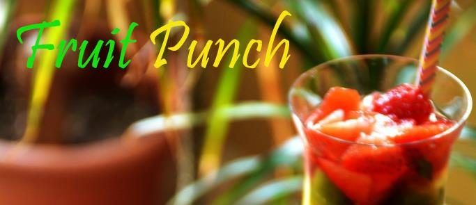 how to make non alcoholic punch