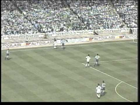 Swansea City V Huddersfield Town Autoglass Final 1994