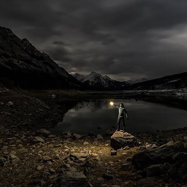 Explore the night at the 2016 Jasper Dark Sky Festival -- Link in bio   Photo by @cundal #MyJasper