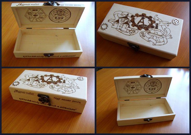 handmade box :)