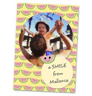A smile from... #Hallmark #HallmarkNL #foto's #vakantie #fotokaart