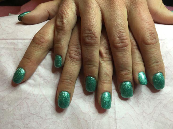 Spring green glimmer