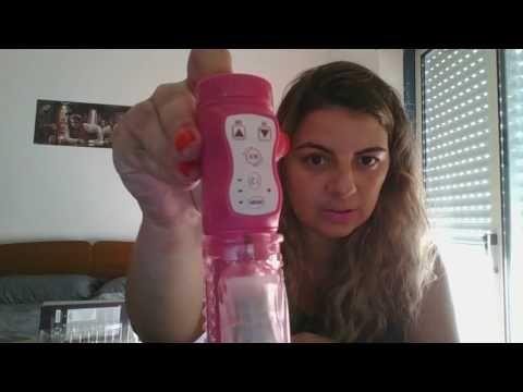 Vibradores Rabbit - Blog 1001noites Vídeo com as primeiras impressões de um utilizadora