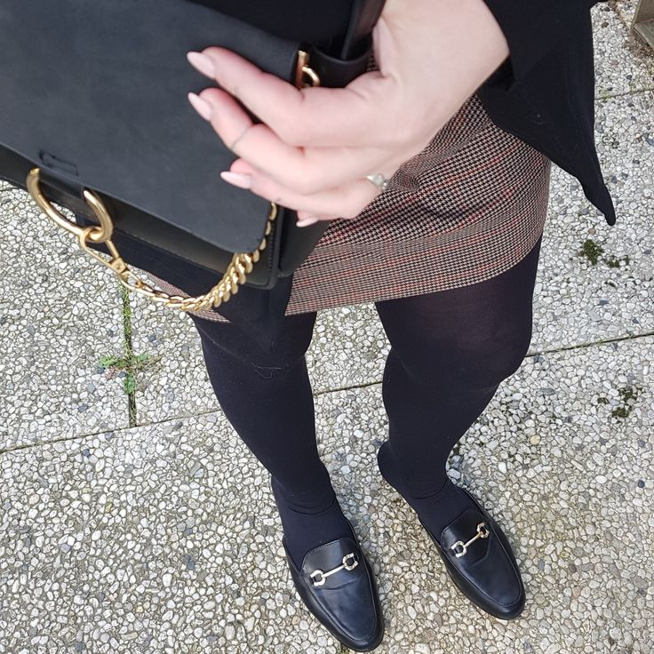 Faye bag mules Fashion blogger  Outfit